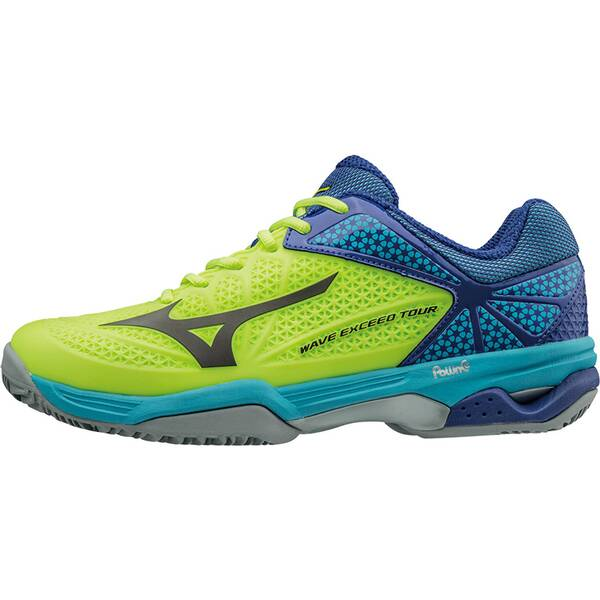 MIZUNO Herren Tennisschuhe Outdoor Wave Exceed Tour 2 CC