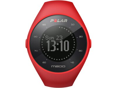 POLAR GPS Laufuhr M200 Rot