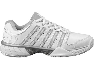 K-SWISSTENNIS Damen Tennisschuh Sandplatz Hypercourt Express Leather Weiß