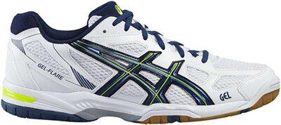 Schuhe Asics Gel-flare 5 Hallenschuhe Volleyballschuhe Badmintonschuhe Schuhe Turnschuh Easy To Use