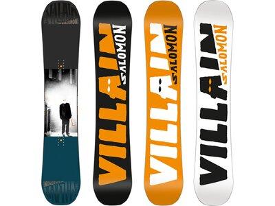 SALOMON Herren Snowboard The Villain Bunt