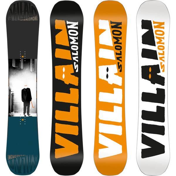 SALOMON Herren Snowboard The Villain