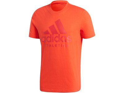 ADIDAS Herren T-Shirt Sport ID Rot