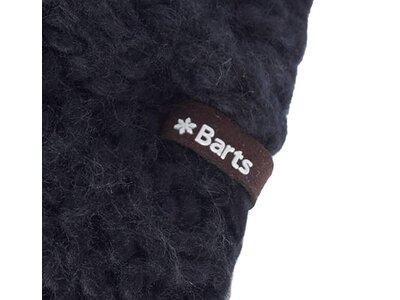 BARTS Mütze / Strickmütze Grain Beanie Schwarz
