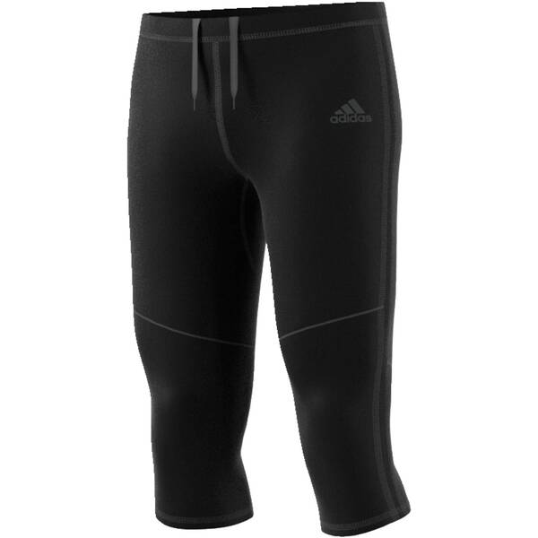 ADIDAS Herren Lauftights / Trainingstights Response 3/4
