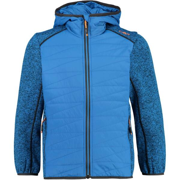 CMP Kinder FIX HOOD HYBRID JACKET
