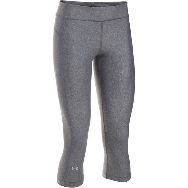 UNDER ARMOUR Damen Caprihose / Tights UA Heat-Gear Armour