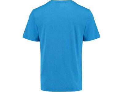 McKINLEY Herren Outdoor-Shirt Malena Active Fit Kurzarm Blau