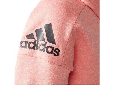 ADIDAS Kinder Sweatjacke ID Stadium Full Zip Hoodie Pink