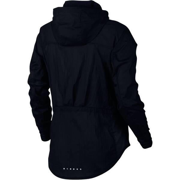 eece811bc03678 NIKE Damen Laufjacke Nike Impossibly Light Running Jacket-Hooded BLACK BLACK