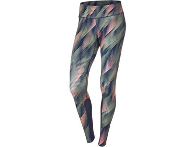 NIKE Damen Lauftights Power Epic Grau