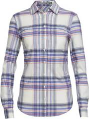 ICEBREAKER Damen Hemdbluse Kala Long Sleeve Shirt