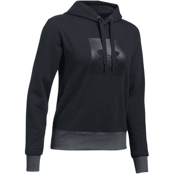 UNDER ARMOUR Damen Sweatshirt mit Kapuze Threadborne Fleece BL Hoodie