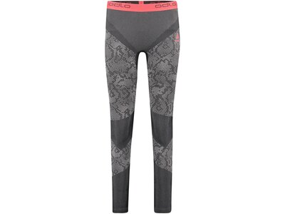 ODLO Damen lange Funktionsunterhose Blackcomb Evolution Warm Pants Schwarz