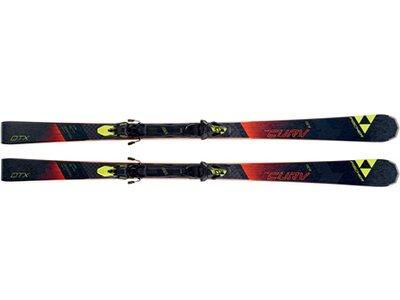 FISCHER Skier RCA The Curv DTX RC4 Z12 Schwarz