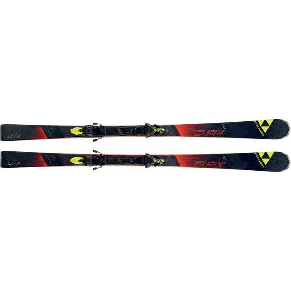 FISCHER Skier RCA The Curv DTX RC4 Z12