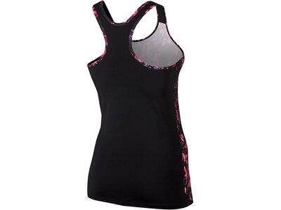 NIKE Damen Trainingstop Nike Pro Tank Microcosm Pink