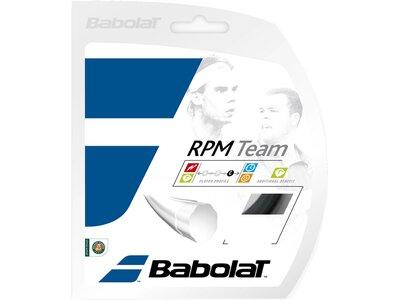 """BABOLAT Tennissaiten """"RPM Team"""" 200m Blau"""