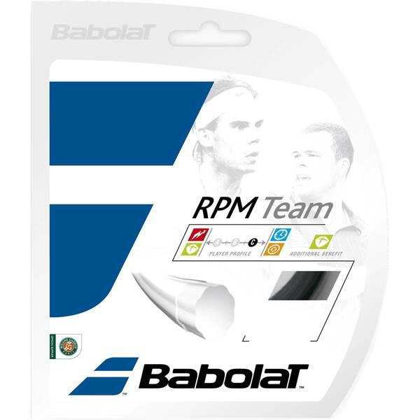 "BABOLAT Tennissaiten ""RPM Team"" 200m"