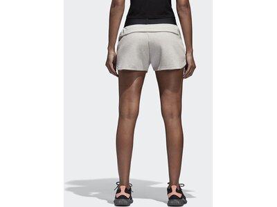 Athletics Damen ID Stadium Shorts Grau