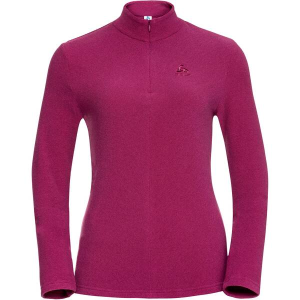 ODLO Damen Fleece-Longshirt Roy