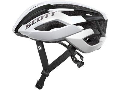 SCOTT Fahrradhelm Arx Weiß