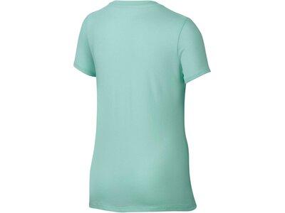 NIKE Kinder T-Shirt Sportswear Just Do It Blau