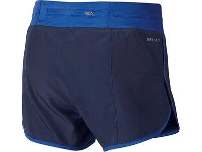 NIKE Girls Laufshorts Dry Running Short Blau