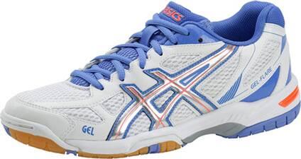 ASICS Damen Hallensportschuhe / Badminton-Schuhe Gel Flare 5 W