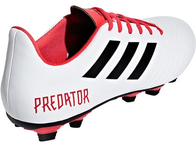 ADIDAS Herren Fußballschuhe Predator 18.4 FxG Schwarz