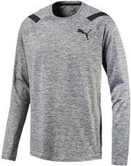 PUMA Herren Trainingsshirt Bonded Tech Long Sleeve Langarm