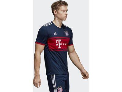ADIDAS Herren FC Bayern München Auswärtstrikot Blau