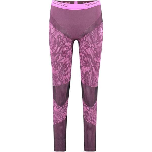 ODLO Damen lange Funktionsunterhose Blackcomb Evolution Warm Pants