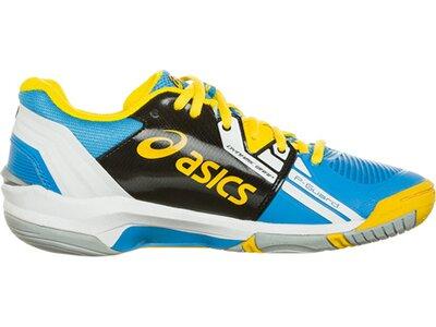 ASICS Damen Hallen Handballschuh Gel Blast 6 Blau