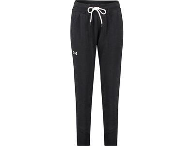 UNDERARMOUR Damen Sweathose Better Europe Jogger Schwarz