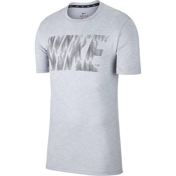 NIKE Herren Trainingsshirt Dry Kurzarm