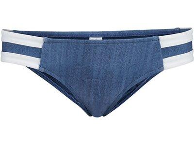 SEAFOLLY Damen Bikinihose Block Party Spliced Hipster Blau