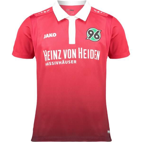 JAKO Kinder Fußballtrikot Hannover 96 Trikot Home Kids