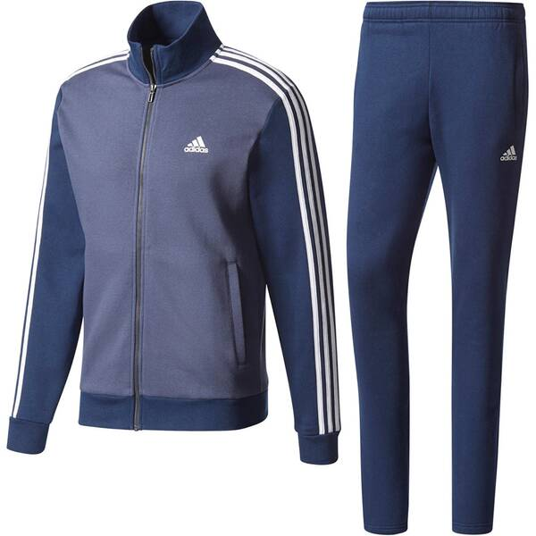 ADIDAS Herren Trainingsanzug Cotton Relax Tracksuit