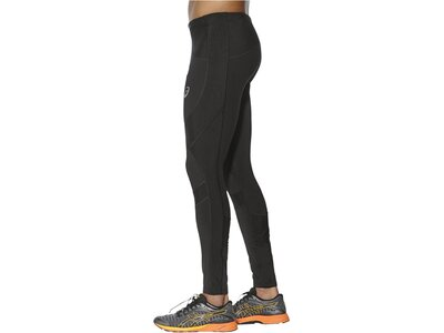 ASICS Herren TIGHTS LEG BALANCE TIGHT Schwarz