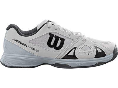 WILSON Kinder Tennisschuhe Allcourt Rush Pro 2,5 Junior Weiß