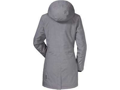 SCHÖFFEL Damen Jacke Insulated Parka Monterey Grau