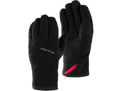 MAMMUT Herren Handschuhe Fleece Glove Schwarz