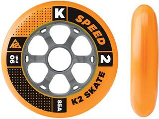K2 90 MM SPEED WHEEL 4-PACK