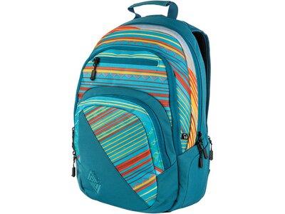 NITRO Rucksack Stash Pack Blau