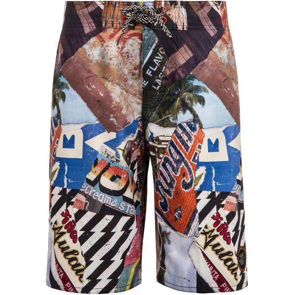 PROTEST Kinder Badeshorts Freako Jr Beachshort