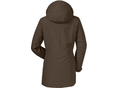 SCHÖFFEL Damen Jacke Insulated Portillo Grau