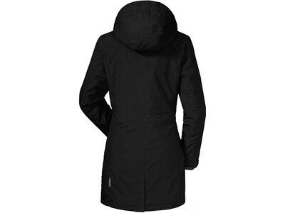 SCHÖFFEL Damen Jacke Insulated Parka Monterey Schwarz