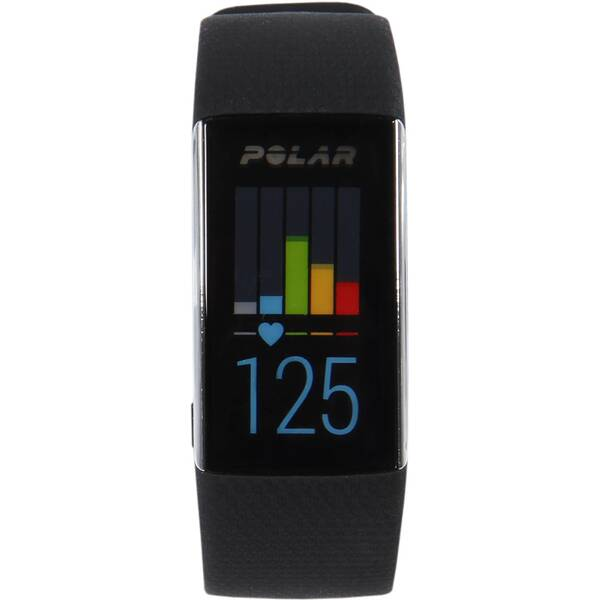 POLAR Activity Tracker A370 Schwarz