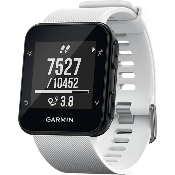 GARMIN Multifunktionsuhr Forerunner® 35, White